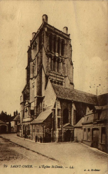 Saint-Omer église Saint-Denis.JPG